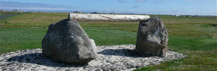 Iceland – Embraced by the winds & Morningmoon,Garður –  Iceland –  2010 & 2012