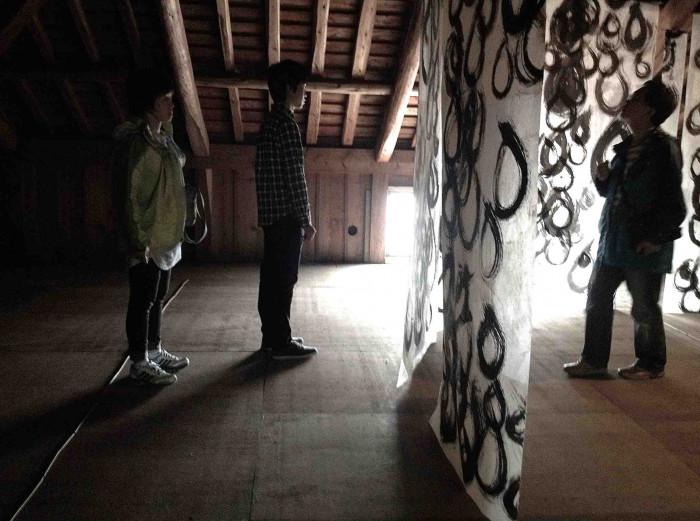 Installations -China 2017 – Oshima Japan 2014 – Tsukuba Japan 2015 – Istanbul Turkey 2015