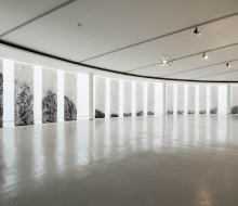 Lithuania – INFINITY – poetic image of infinity – M.K. Ciurlionis National Museum – 2013