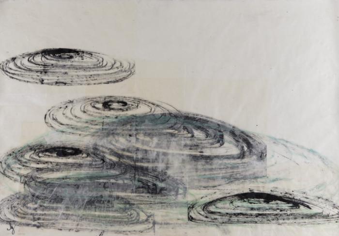 paper works & paintings